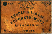 WilliamFuld.com , Ouija Boards