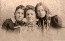 William H. A. Maupin's family - click to launch popup